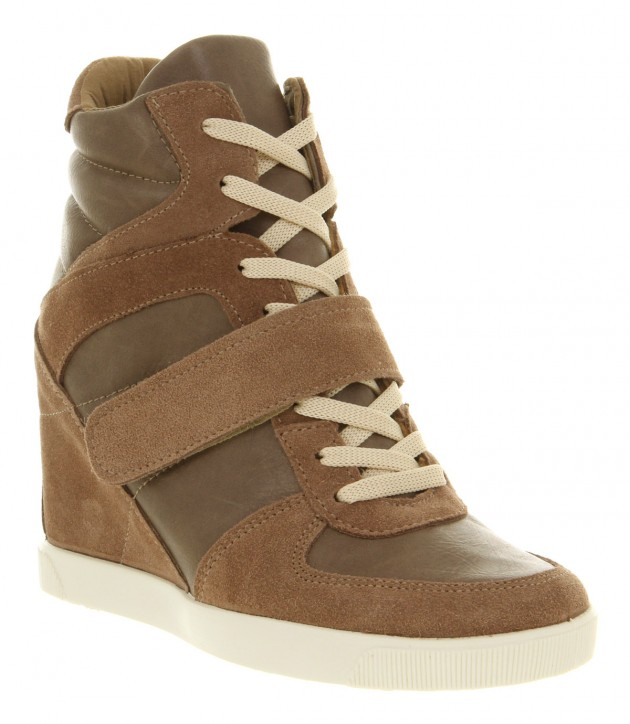 LL: Wedge Trainers