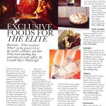 Mayfair Life - July 2011 - Article