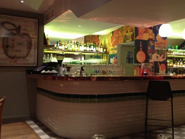 The Bar at Mele e Pere