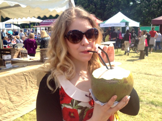 Coconut loving