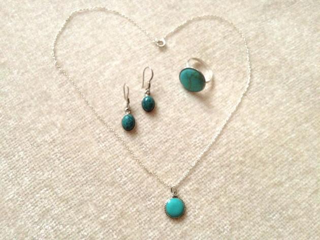 I Heart Turquoise Levanah Loves