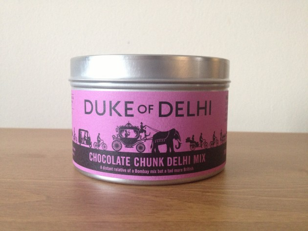 Food Find Duke of Dehli Chocolate Chunk Dehli Mix LevanahLoves