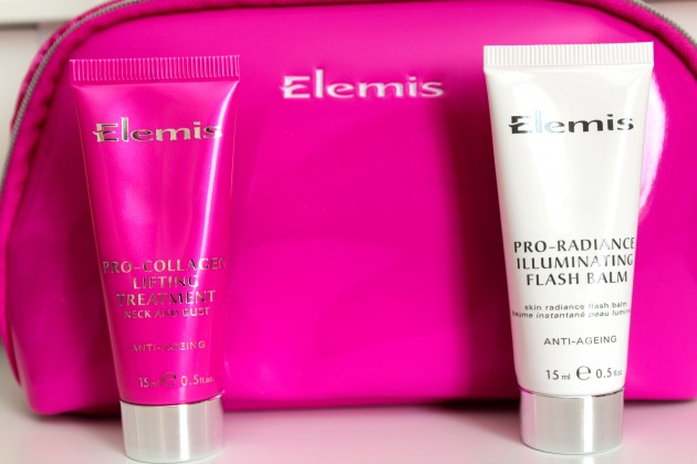 Elemis Think Pink Beauty Heroes Breast Cancer Care Levanahloves