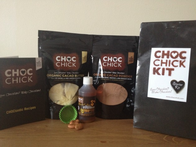 Choc Chick Kit Levanahloves