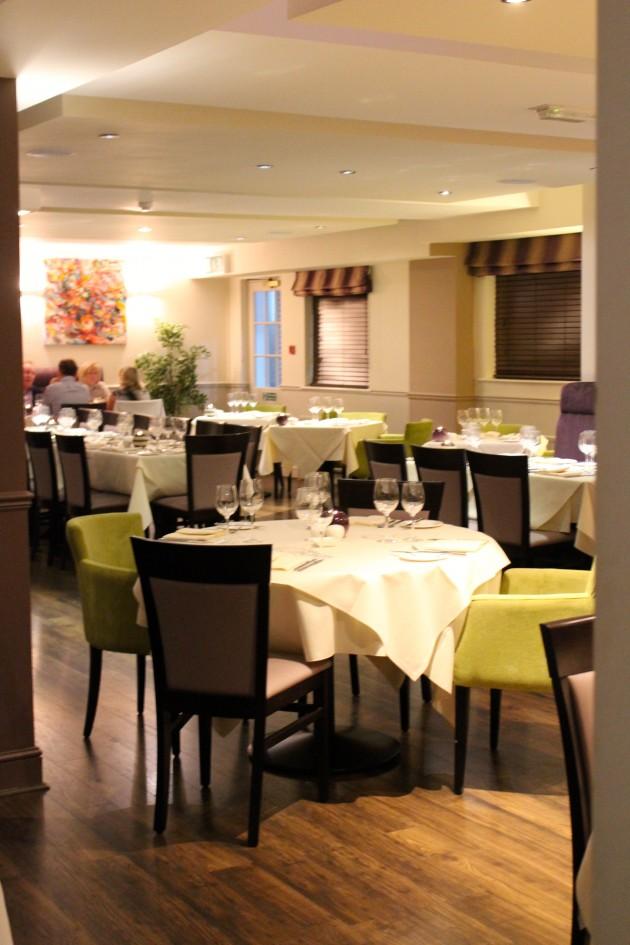 Chez Vous, Warlingham, Surrey - Restaurant Review   Levanah Loves