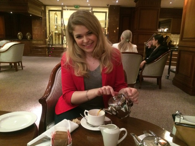 Spanish Afternoon Tea | Levanah Loves