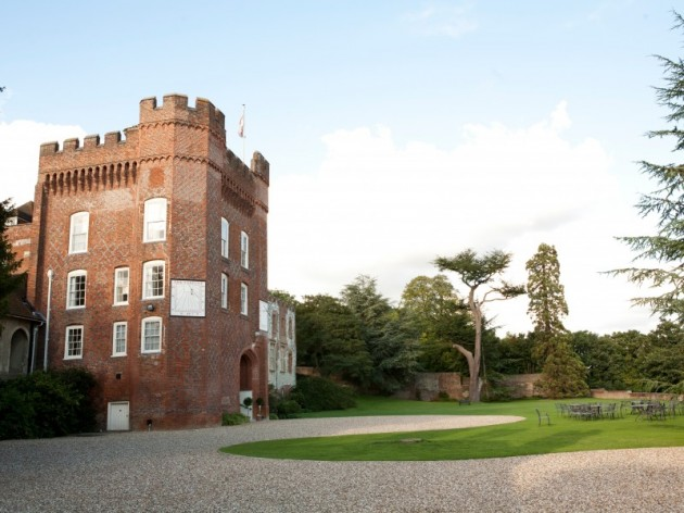 My Wedding Venue Farnham Castle | Levanah Loves